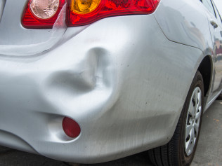 Paint Free Dent Removal